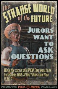 Pulp Cover_Juror Questions